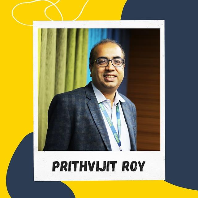 Prithvijit Roy