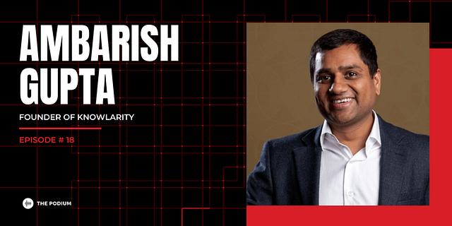 Ambrish Gupta Knowlarity