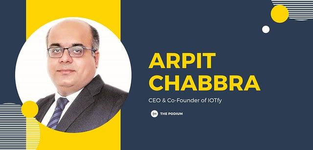 Aprit Chabbra Iotfy